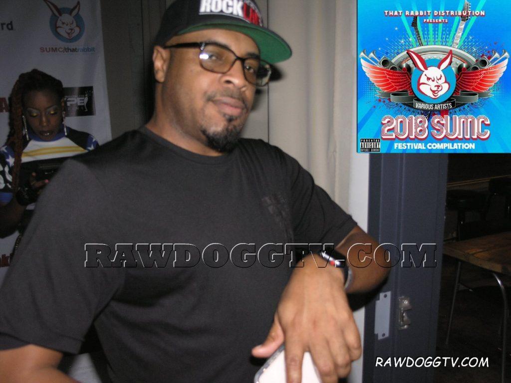 1st Annual SUMC That Rabbit Distribution Music Fest Atlanta 2018 Ray Hamilton, Tony Baraka, @ Hungry Ghost | RAWDOGGTVCOM 305 490 2182 Google Partner
