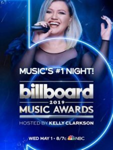 Billboard Music Awards 2019 Tickets May1st 8PM Live NBC