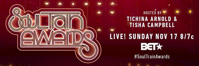 BET Soul Train Awards 2019 Show Aires Live Nov 17th 8PM EST