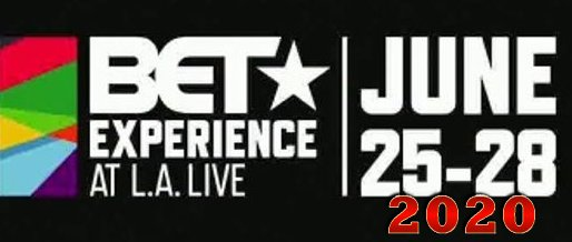 BET Awards BETX 2020 Tickets Date lineup LA LIVE