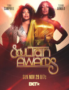 BET Soul Train Awards 2020