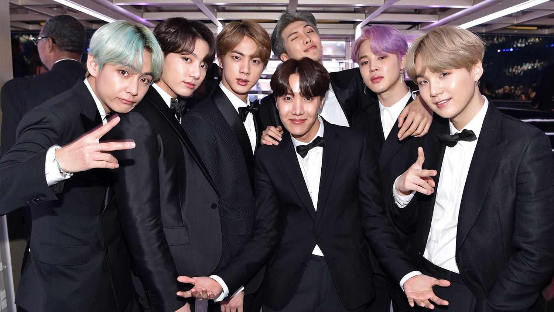 BTS Broke Billboard's Social 50 Record