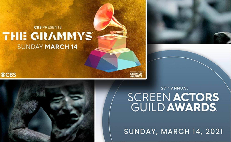 63rd Grammy Awards 27th SAG Awards March 14th 2021