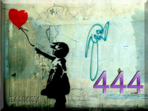 444 Meaning Universal Frequency Vibration