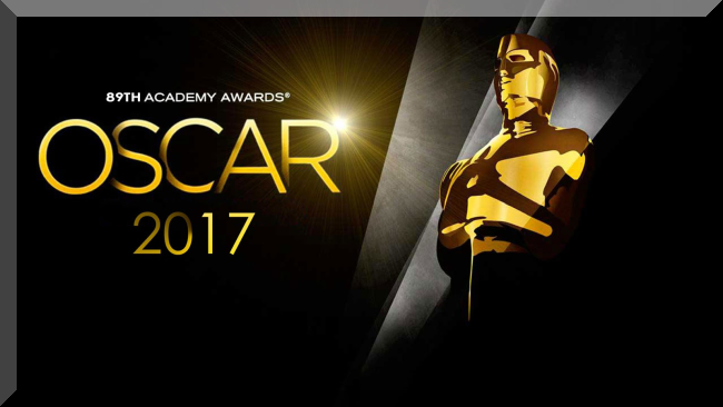 89th Oscars Nominations Announcement 2017