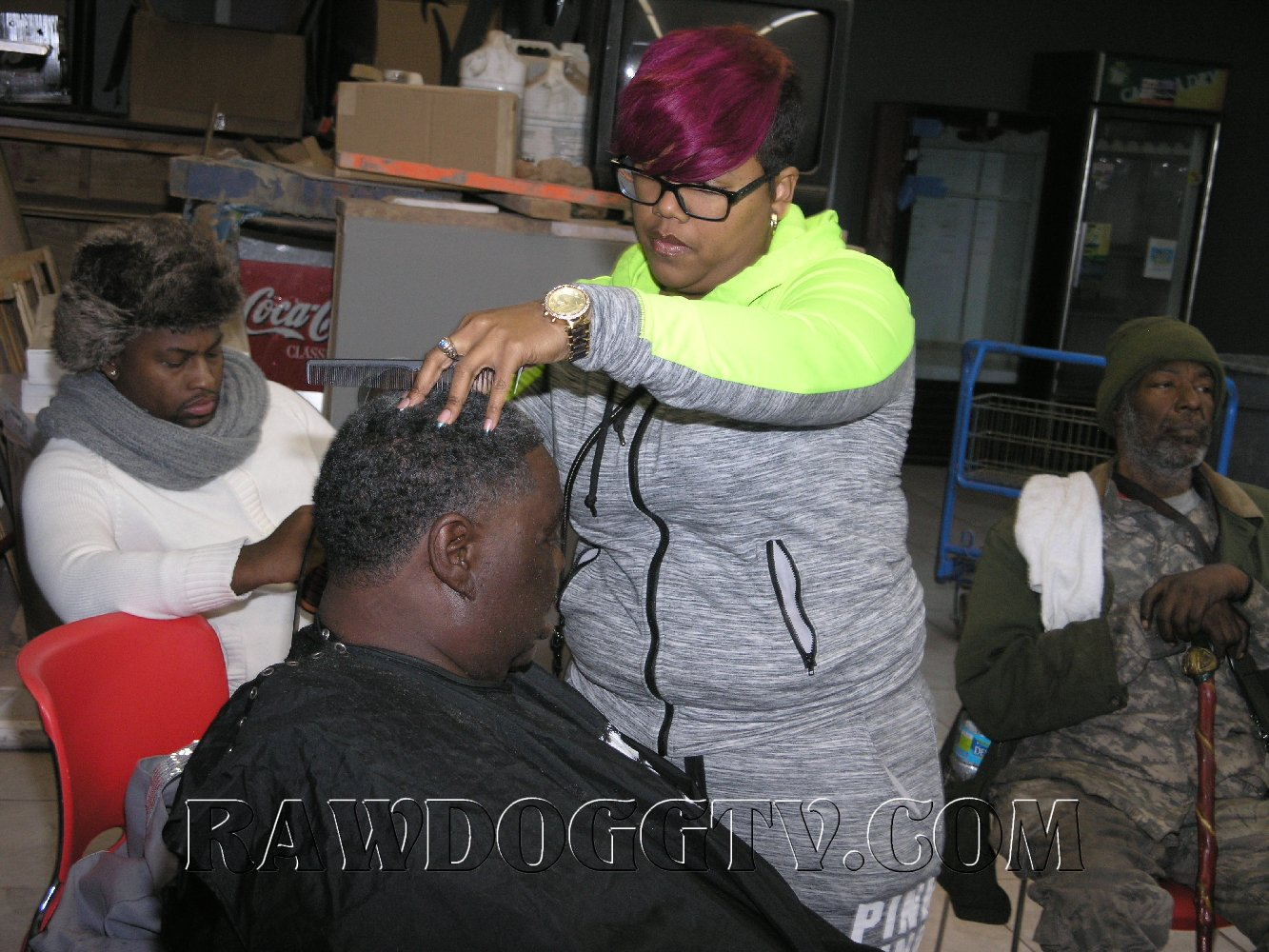 Atlanta Entertainment (Holiday Toy, Food, and clothing Toiletry and Hygiene Kits) Artist Community GiveBack (10)