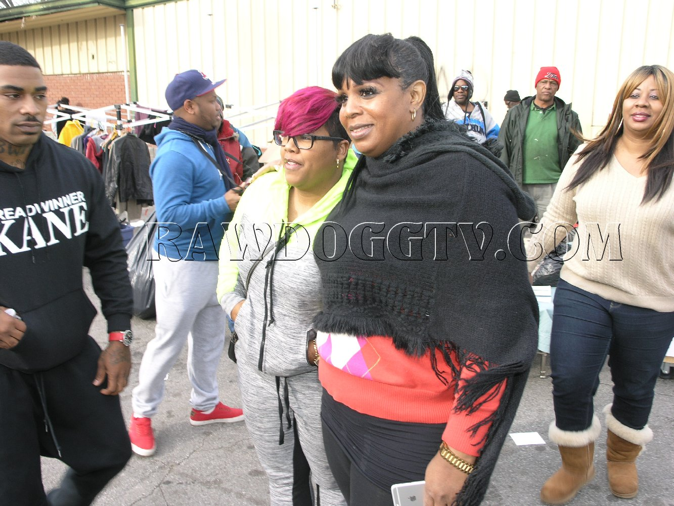 Atlanta Entertainment (Holiday Toy, Food, and clothing Toiletry and Hygiene Kits) Artist Community GiveBack (153)