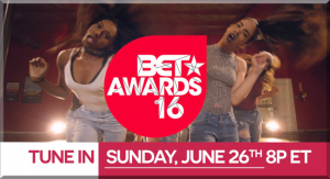 BET AWARDS 2016 To Honor Samuel L Jackson ad