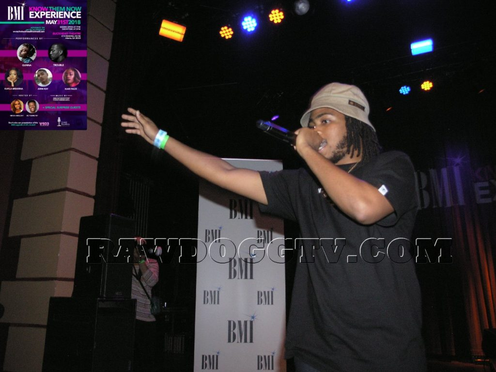 BMI Know Them Now Experience Atlanta Photos RAWDOGGTV.COM 305-490-2182 #BMIKTN