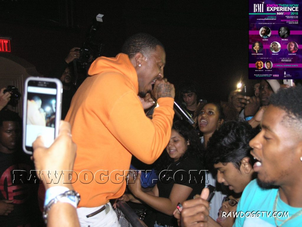 BMI Know Them Now Experience Atlanta Photos RAWDOGGTV.COM 305.490.2182 #BMIKTN @RAWDOGGTV