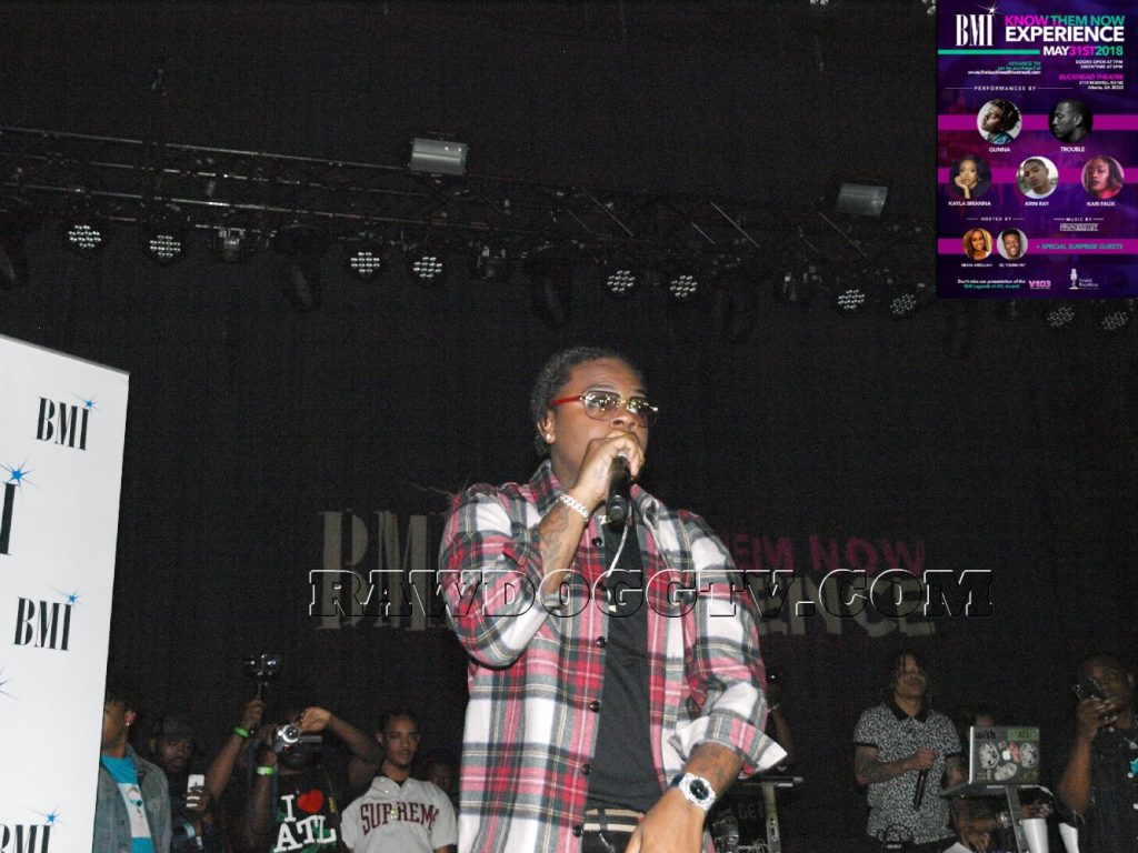 BMI Know Them Now Experience Atlanta Photos RAWDOGGTV.COM 305.490.2182 #BMIKTN