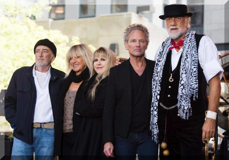 FLEETWOOD MAC TO BE HONORED AS 2018 MUSICARES PERSON OF THE YEAR