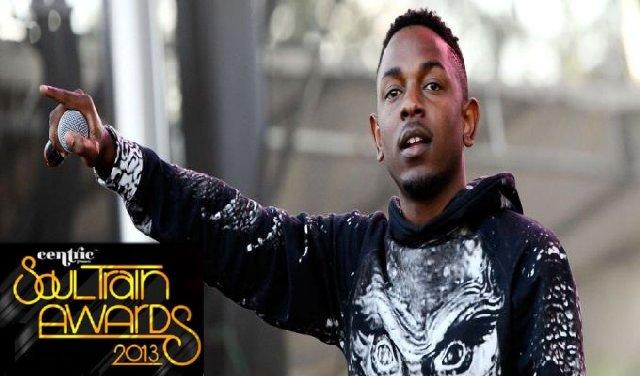 Soul Train Awards 2013 Nominee Kendrick Lamar