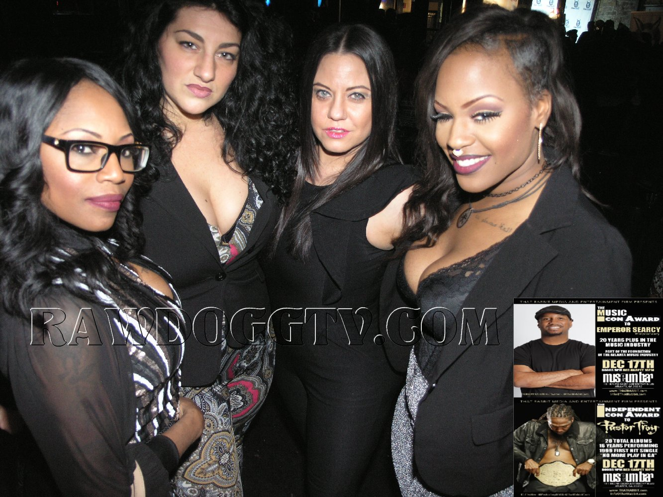 ThatRabbit Magazine Photos-ATL Legends Reunion-The Music Icon Award-Museum Bar Atlanta-Ray Hamilton- dec 17 2015 RAWDOGGTV 305-490-2182 (129)