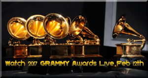 Watch 2017 GRAMMY Awards Live Online February 12th on CBS.com