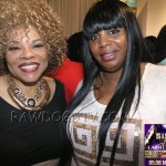 Jamie Foster Brown and Shante Traynham and 'Real Hair stylist of Atlanta's The Real Hair Stylists Of Atlanta